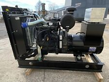 80kw Diesel Generator Tier3 New Standby Generator Three Phase Single Phase