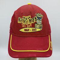 Texas Roadhouse Big Kahuna's Tiki Bar 20 Years 2013 Adjustable Hat Cap