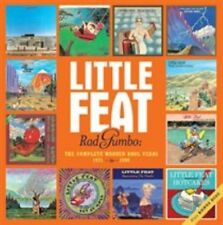 Little Feat -Rad Gumbo: The Complete Warner New CD