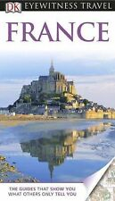 DK Eyewitness Travel Guide: France-ExLibrary