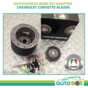 Chevrolet Corvette Blazer Pickup Steering Wheel Boss Kit Hub Adapter Autotecnica