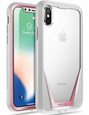 Case For Apple iPhone X Poetic【Guardian】360 Degree Protection Case 4 Color