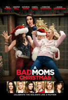 A Bad Moms Christmas DVD NEW