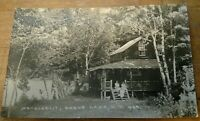 VINTAGE RPPC WE- LIKE- IT, EAGLE LAKE, N.Y. ADIRONDACKS