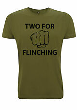 Two For Flinching T Shirt Edd China Bruce Lee the Flash stand by me funny tshirt
