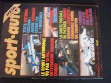 ** Revue Sport Auto n°194 Poster Ford Mk2 de Miles Hulm aux 24h du Mans 1966