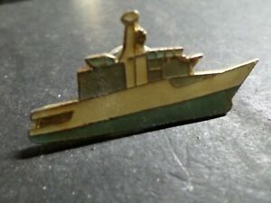 COLLECTION PIN'S OBJETS PUBLICITAIRES, BATEAU, NAVIRE, SHIP BADGET