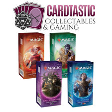 Magic the Gathering TCG Challenger Deck 2020 Set of 4