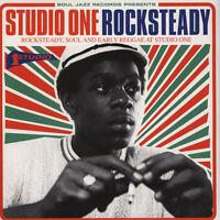 V.A. - Studio One Rocksteady: Rocksteady, Sou (Vinyl 2LP - 2014 - UK - Original)