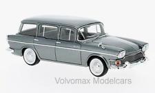 wonderful modelcar HUMBER SUPER SNIPE ESTATE1963 - greymetallic - 1/43 - ltd.ed.