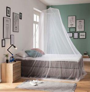 RSP® Moskitonetz Travel XXL (Farbe Weiß), passend für Doppelbetten, extragroß