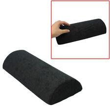 Beauty-Cushion Hand Rest-Pillow Black Nail Art Manicure Care Salon Soft Column