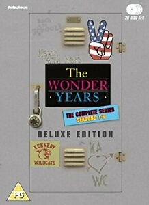 The Wonder Years - The Complete Series: Deluxe Edition (26 disc b... - DVD  IMVG