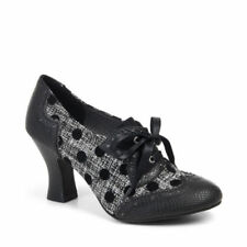 Business Synthetic Lace-up Heels for Women