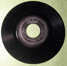 PAUL McCARTNEY & WINGS Silly Love Songs ~ 45 rpm Record 1976