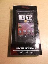 NEW Rocketfish HTC Thunderbolt Purple Softshell Case *FREE SHIPPING*