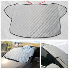 150*100cm Car Front Windshield Cover Sun Shade Protector Winter Snow Frost Guard