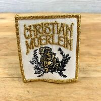 Vintage Christian Moerlein Brewing Co. Patch