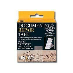 Lineco - Document Repair Tape 1 Inch By 35 Feet
