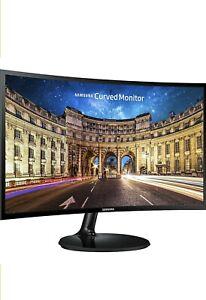 Samsung 390 Series C27F390FHN 27 inch Widescreen VA LCD Monitor