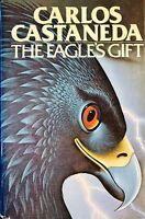 The Eagle's Gift, Carlos Castaneda, Simon & Schuster, 1981 1st Ed NEW