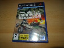 HARDWARE ONLINE ARENA - PLAYSTATION 2 (PS2) - NEW & SEALED pal version
