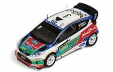 Ford Fiesta RS WRC #3 Winner Swedish Rally 2011 - 1:43 - IXO Models