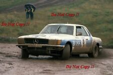 Holger de Bohne Mercedes-Benz 500 SLC Hunsruck Rally 1980 Photographie 1