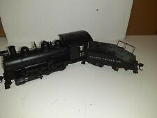 Model trains ho scale steam locomotive used