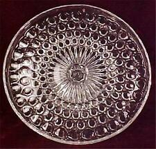 Antique Beveled Buttons Cake Stand Duncan #320 Early American Pattern Glass
