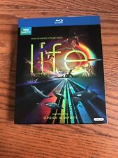 Life (Blu-ray Disc, 2010, 4-Disc Set)