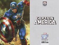 CAPTAIN AMERICA #4 MAXX LIM MARVEL BATTLE LINES VARIANT 2018