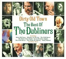 DIRTY OLD TOWN THE BEST OF THE DUBLINERS - 2 CD BOX SET - WILD ROVER & MORE