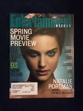 Entertainment Weekly E1 2006, February 17 Natalie Portman Johnny Depp Justin Tim