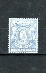 KUT - British East Africa 1896-1901 1r MLH