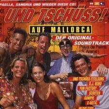 Und Tschüss! Auf Mallorca (1996, RTL) Dj Bobo, Scooter, Stefan Raab, La V.. [CD]
