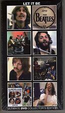 Beatles Paul McCartney  John Lennon Let It Be    4 DVD Box Set