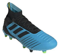 Adidas Predator 19.1 Mens Football Boots FG Studded Soccer Cleats