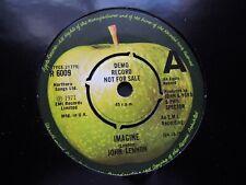 JOHN LENNON - BEATLES APPLE DEMO 45 ' IMAGINE '