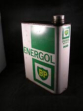 Bidon huile ancien, BP Energol  HD