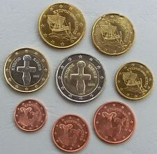 Euro KMS Zypern 2009 unz