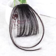 Women Natural Korean Fake Bangs Hair Accessories Cosplay Party Fringe Wig Hair