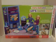 MARY-KATE AND ASHLEY LET'S HANG OUT! ROOM ACCESSORY PACK BY MATEL 2001