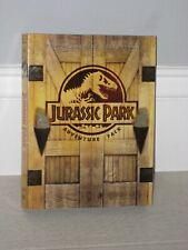 Jurassic Park Adventure Pack 3 Movie Dvd Set Clean Discs Low Shipping L@K!