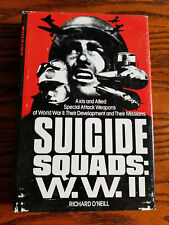 SUICIDE SQUADS WWII 1st Edition Book Kamikaze World War Hirohito Japan Hitler