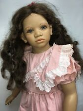 """29.5"""" Lona by Annette Himstedt 1993 Amazing Hair, No Box or COA Sold as Found"""