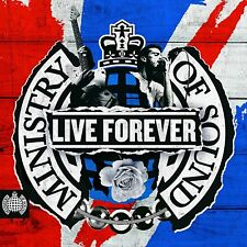 MoS Live Forever - Ministry Of Sound 3CD Sent Sameday*