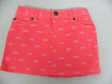 Roxy Kids Sz 5 Medium Skorts Tw Aintsoa Sunglasses Coral Pink
