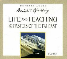 Life and Teaching of the Masters of the Far East (CD)