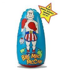 Rocket USA Inflatable 7 inch Big Mac McCain Finger Bop Novelty